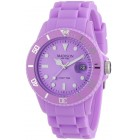 Madison New York Pastell Lila Madison Candy Time Unisex Armbanduhr U4167-24/2