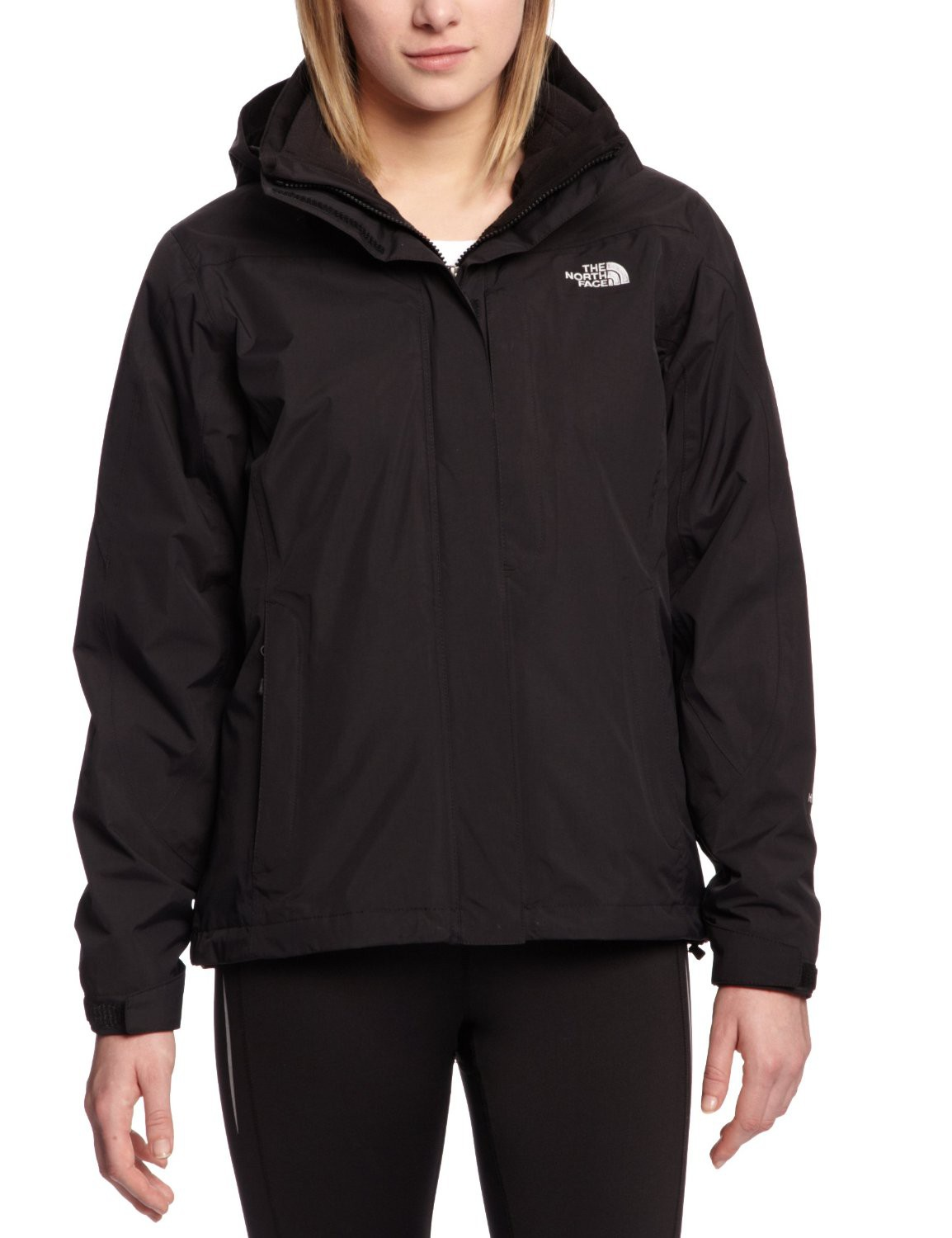the north face w evolution damen funktion doppeljacke 3 in 1 jacke black xs xl kaufen bei hood. Black Bedroom Furniture Sets. Home Design Ideas