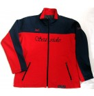 TROJA Seaside maritime hochwertige Damen Sailing Windstopper Sweatjacke rot L 42