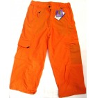 DEPROC  Damen Bermuda Caprihose SUPPLEX-Nylon mit UV-Schutz orange 38,40