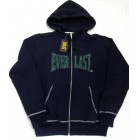 Everlast Box Club Hooded Zip Front Sweatjacke Kapuzensweatjacke indigo M 46/48