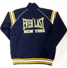 Everlast New York Trainingsjacke Sweatjacke Box Club Sweatshirtjacke navy/black L/XL