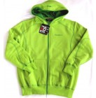TrueNorth Kinder Hoodie Sweatshirt Jacket Kapuzenjacke green 146/152,158/164