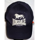 Baseball Cap Lonsdale Kappe Boxing Club lizensiert  navy oder beige one size