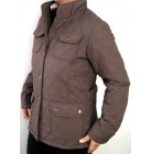 JACK MURPHY Norfolk Damen Jacke Steppjacke Reitsportjacke Outdoorjacke brown 36,38