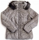 NORTHLAND Micro Sally warme Damen Winterjacke mit Fellbesatz everglade 38,40,42,44