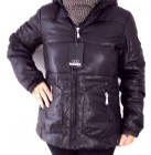 Damen Jacke Street Jacket Steppjacke TrueNorth 2117 of Sweden black  34-44