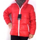 Damen Jacke Street Jacket superleichte Steppjacke Truenorth 2117 of Sweden red 34-44