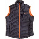 True North Männer Weste Mens Vest Rainbow Duralite Thermolite Iron grey M oder L